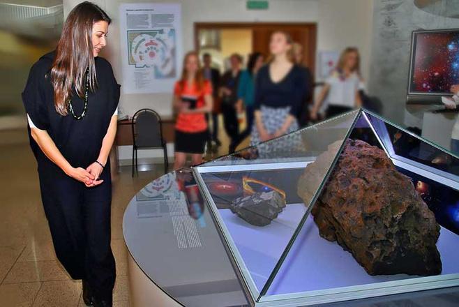 Мария Ситтель в краеведческом музее