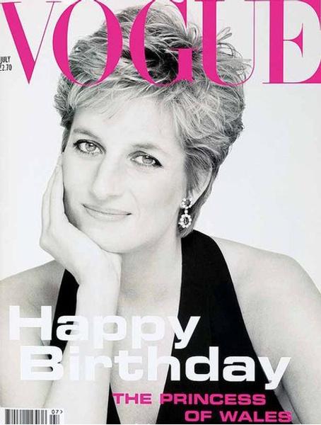 Кейт Миддлтон впервые появилась на обложке Vogue