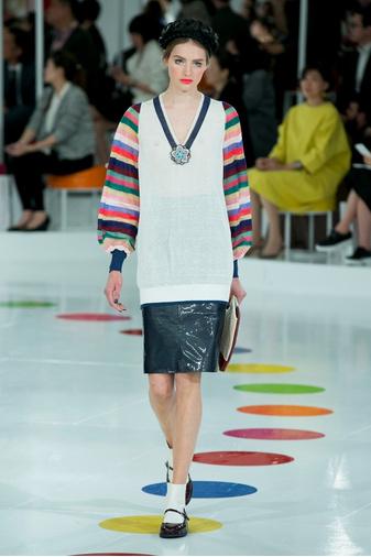 Показ круизной коллекции Chanel в Сеуле | галерея [1] фото [30]