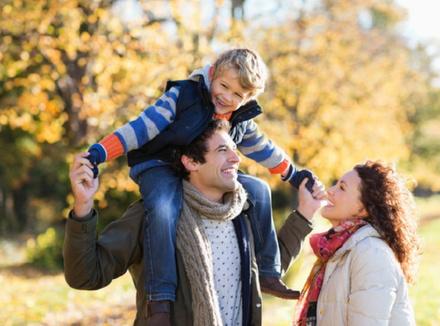 «Легко ли быть счастливым родителем?»