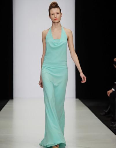 Mercedes-Benz Fashion Week: Tegin, весна-2012