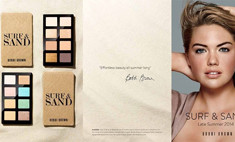 Первые снимки рекламной кампании Bobbi Brown с Кейт Аптон