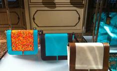 Терехов создал сумки для Cocсinelle