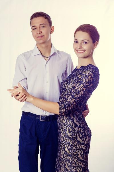Артем Суховинский и Екатерина Субботина