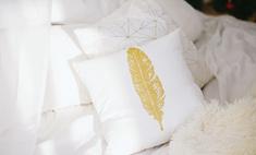 Правила чистки пуховых подушек