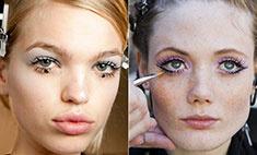 Тренды летнего макияжа 2015: макияж Твигги и вариации на тему смоки айс