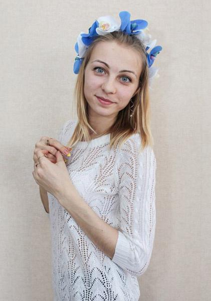 Анна Колесник, «Бриллиантовая невеста Екатеринбурга - 2016», фото
