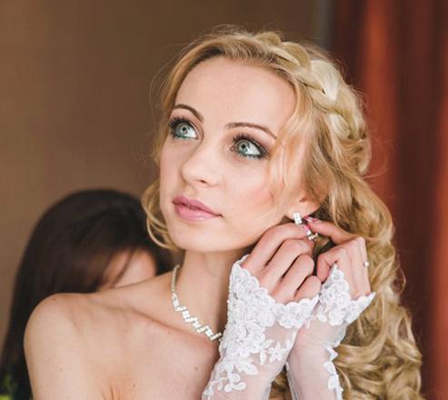 "Анна Колесник, ""Фестиваль невест 2016"", фото"