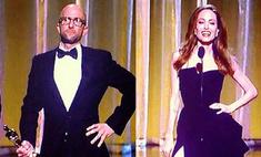 Анджелину Джоли высмеяли на «Оскаре»