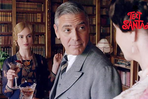 Джордж Клуни, Аббатсво Даунтон
