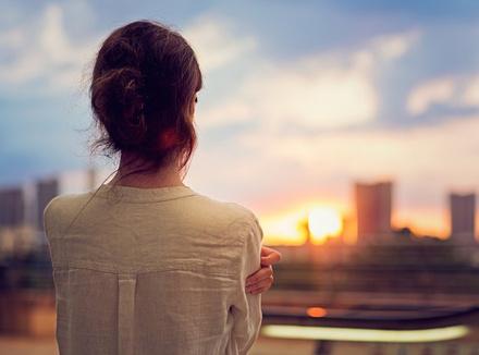 «Не могу признать, что всегда буду одна»