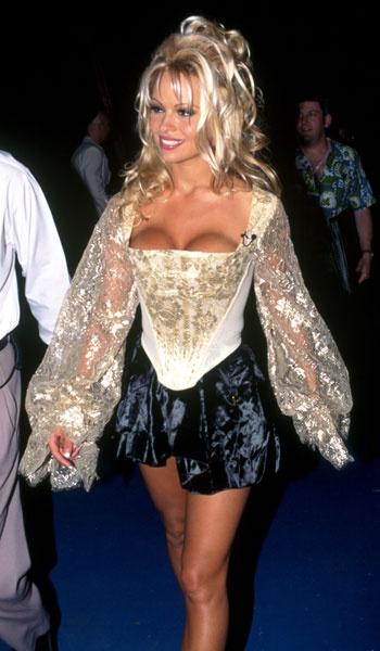 Памела Андерсон, 1994 год