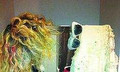 Рианна больше не скрывает, что носит парик