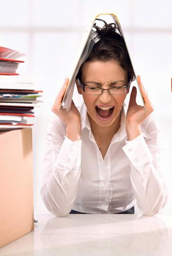 Неправильно подобранные очки могут стать причиной головной боли.