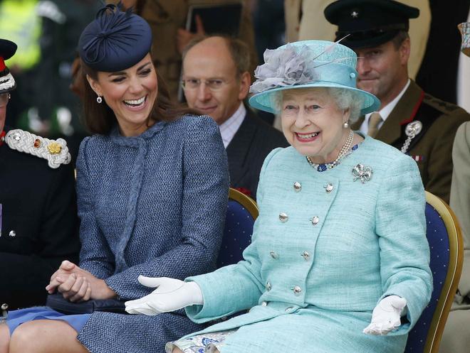 Кейт Миддлтон станет королевой Великобритании в 2016 году