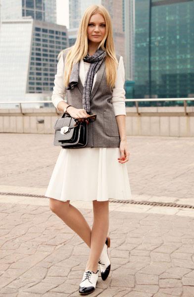 Лена Кулецкая в фотосессии Fashion Galaxy