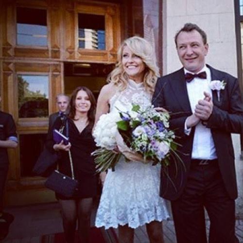 Екатерина Архарова и Марат Башаров, фото