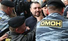 ОМОН предотвратил погром в Северной Осетии