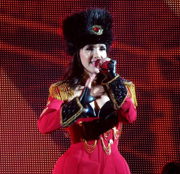 Наталия Орейро в Краснодаре: тур «Наша Наташа»