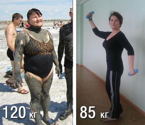 как похудеть после 37 лет