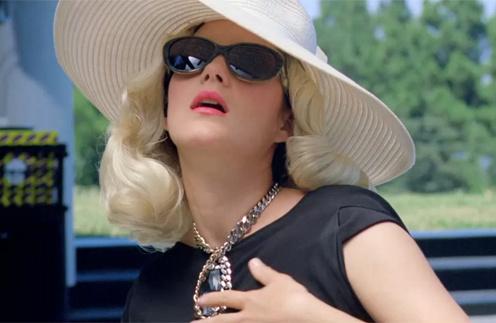 Кадр из рекламного видео Christian Dior, круизная коллекция 2012