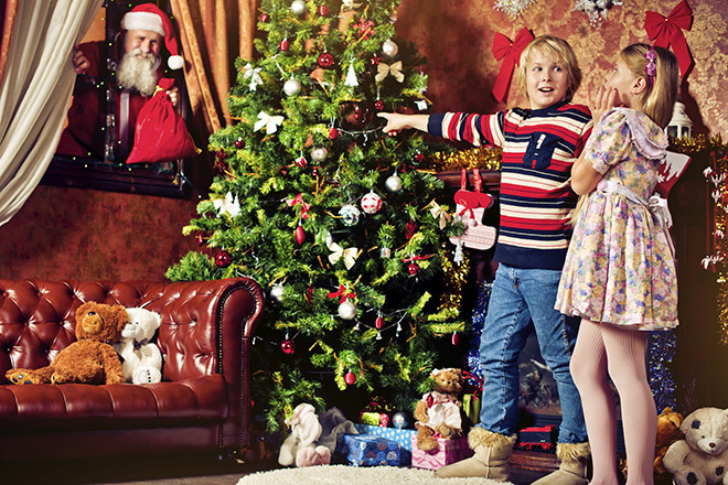 Сценарий Деда Мороза и Снегурочки дома Новогоднее