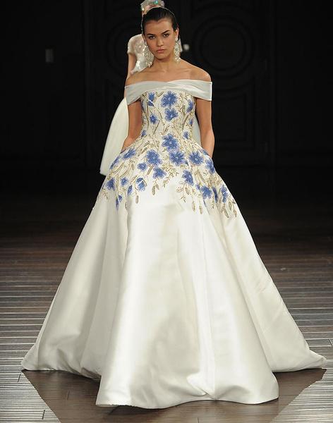 Лучшие коллекции Недели свадебной моды   галерея [5] фото [15]