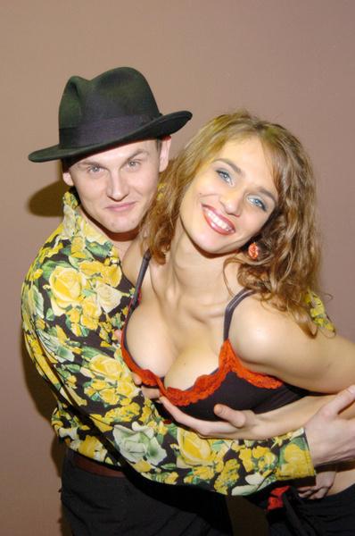 Степан Меньщиков и Алена жили вместе на «Доме-2»...