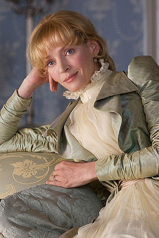 Ума Турман, актриса, фото