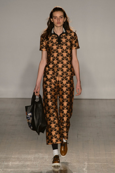 Неделя моды в Лондоне: 21 февраля | галерея [3] фото [9]
