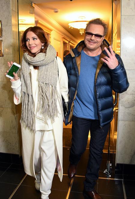 Наталья Подольская и Владимир Пресняков фото