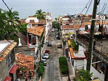 Мексиканский город Тихуана