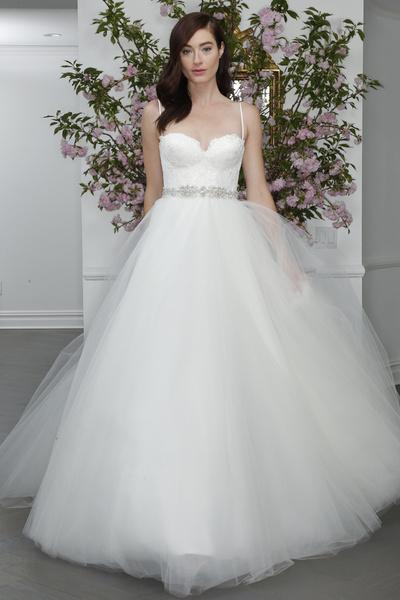 60 пышных свадебных платьев 2015 | галерея [1] фото [32]