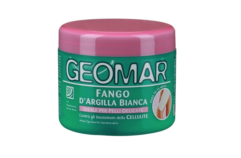 Антицеллюлитная грязь Fango D'Agrilla Bianca от Geomar