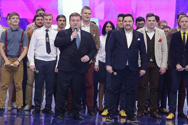 Финал телевизионной Первой лиги КВН 2015
