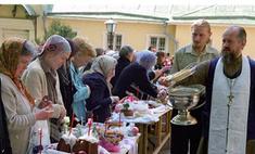 Жителям Москвы к празднику Пасхи подарят двухметровое яйцо