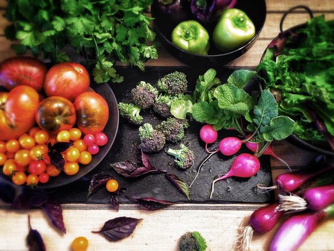 правильная вегетарианская диета