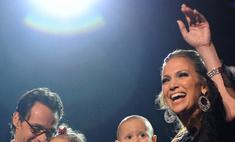 Лопес и Энтони: семейный дуэт на сцене