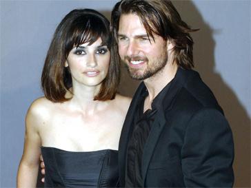 Том Круз (Tom Cruise) И Пенелопа Крус (Penelope Cruz) не сошлись в религиозных взглядах.
