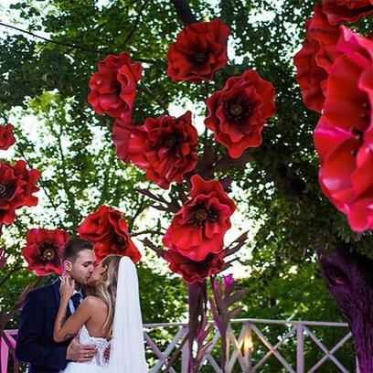 Свадьба Дакоты и Соколовского