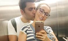Чехова трогательно призналась в любви мужу
