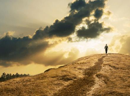 Грозное небо и человек