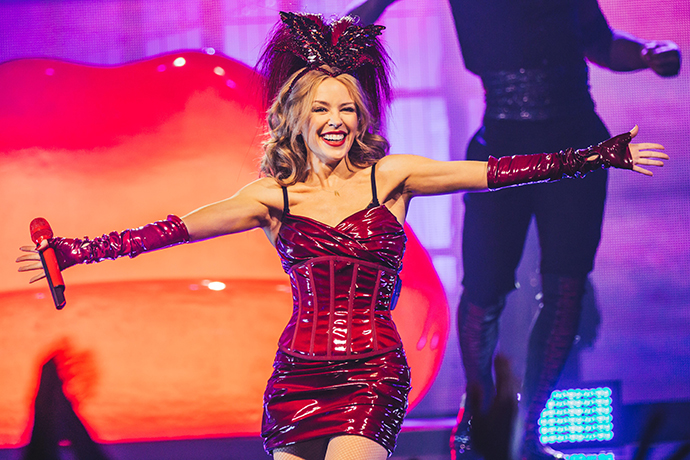 Новости Kylie Minogue: новые песни, клипы, фото
