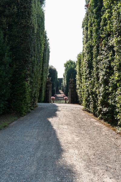 Вилла Марлия в Тоскане станет отелем | галерея [1] фото [37]