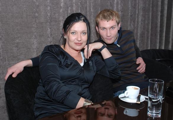 Жанна и Николай Наумов