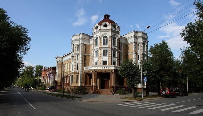 """Томский театр """"Версия"""""""