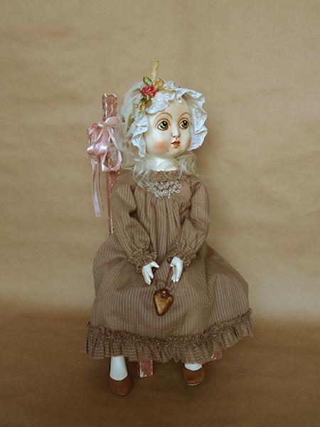 куклы, выставка кукол Светлана Бузницкая