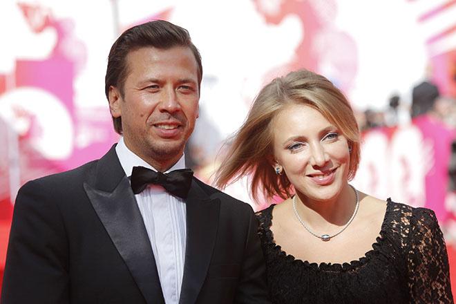Андрей Мерзликин и Анна Мерзликина: фото