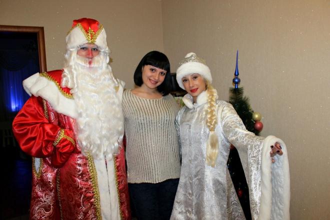 Новогодние красавицы: 15 Снегурочек Оренбурга
