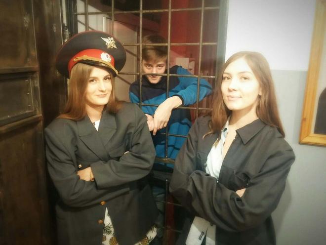 реалити-кваст в Иркутске